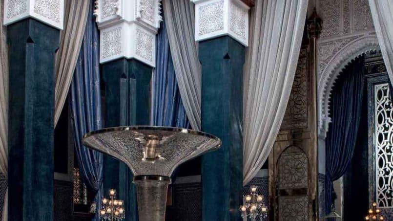 hotel de luxe marrakech